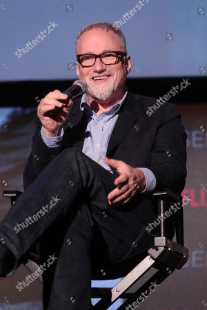 David Fincher, Director/Executive Producer,