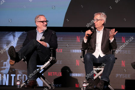 David Fincher, Director/Executive Producer, Steve Arnold, Production Designer,