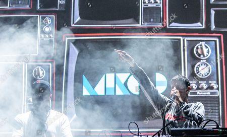 Mike Diamond of Beastie Boys