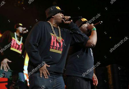 Editorial image of Yo! MTV Raps: 30TH Anniversary Experience, New York, USA - 01 Jun 2018