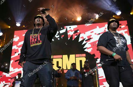 Editorial picture of Yo! MTV Raps: 30TH Anniversary Experience, New York, USA - 01 Jun 2018