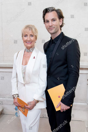 Dagmar Koller and Michael Balgavy
