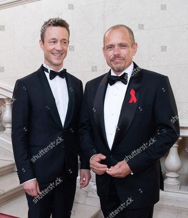Gernot Bluemel and Gery Keszler