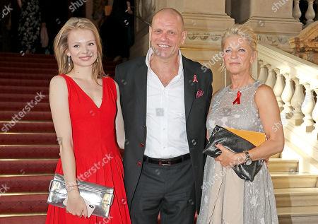 Editorial picture of Celebration concert, Life Ball, Vienna, Austria - 01 Jun 2018