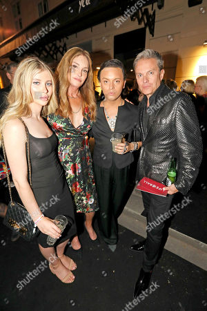 Julian F. M. Stoeckel and Alfons Haider and Caitlyn Jenner and Sophia Hutchins