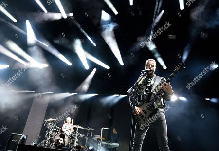 Stock Picture of Christopher Wolstenholme