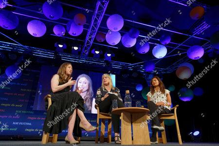Editorial photo of Hay Festival, Hay-on-Wye, Wales - 02 Jun 2018