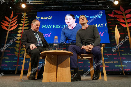 Editorial photo of Hay Festival, Hay-on-Wye, Wales - 02 Jun 2018