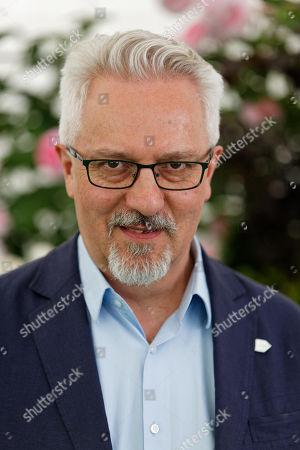 Stock Picture of Alan Hollinghurst