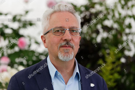 Stock Picture of Alan Hollinghurst