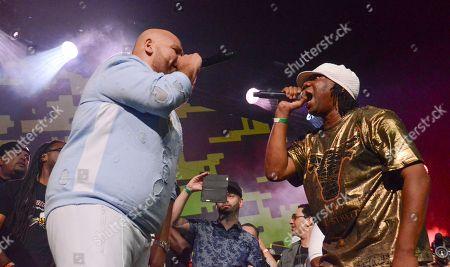 KRS One, Fat Joe