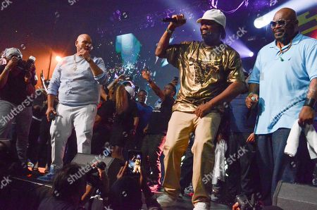 Editorial photo of Yo! MTV Raps Anniversary, Show, New York, USA - 01 Jun 2018