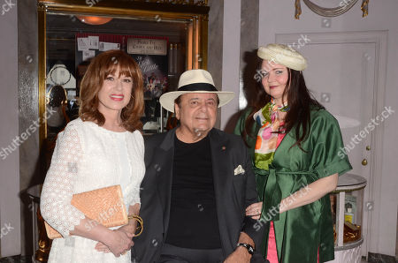 Lee Purcell, Paul Sorvino and Dee Dee Sorvino
