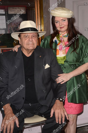 Paul Sorvino and Dee Dee Sorvino