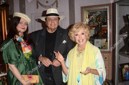 Dee Dee Sorvino, Paul Sorvino and Ruta Lee