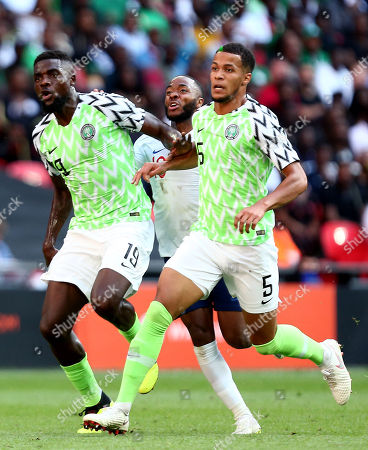 Editorial image of England v Nigeria, International Friendly Match, Wembley Stadium, London, UK - 2 Jun 2018