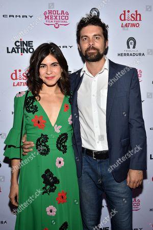 Sofia Espinosa and Max Zunino