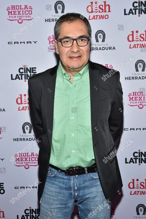Editorial picture of Hola Mexico Film Festival, Opening Night, Los Angeles, USA - 01 Jun 2018