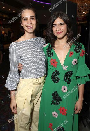 Cassandra Ciangherotti and Sofia Espinosa