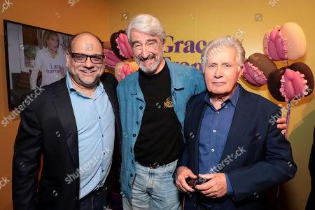 Howard J. Morris, Creator/Executive Producer, Sam Waterston, Martin Sheen