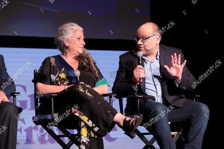 Marta Kauffman, Creator/Executive Producer, Howard J. Morris, Creator/Executive Producer,