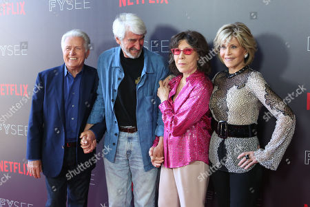 Editorial photo of 'Grace and Frankie' Arrivals, Netflix FYSee Event, Los Angeles, USA - 02 Jun 2018
