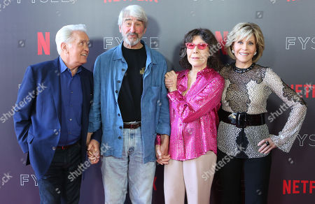 Editorial image of 'Grace and Frankie' Arrivals, Netflix FYSee Event, Los Angeles, USA - 02 Jun 2018