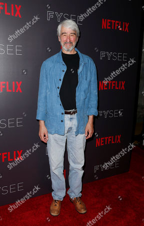 Editorial picture of 'Grace and Frankie' Arrivals, Netflix FYSee Event, Los Angeles, USA - 02 Jun 2018