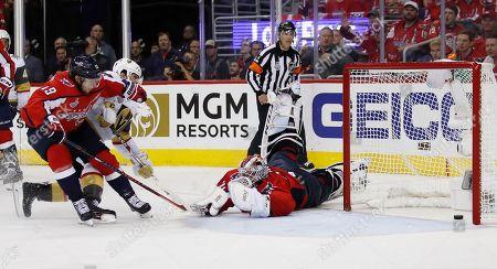 28559400582 Vegas Golden Knights v Washington Capitals Stanley Stock Photos ...
