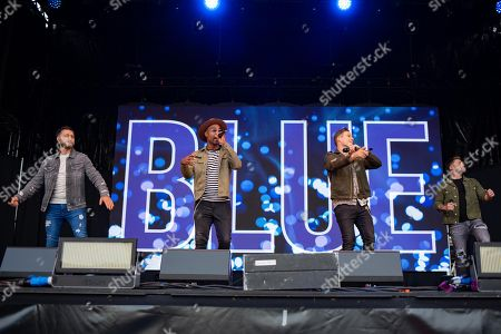 Blue - Antony Costa, Simon Webbe, Lee Ryan, Duncan James