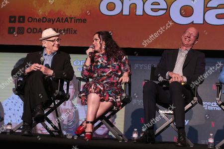Norman Lear, Executive Producer, Gloria Calderon Kellett, Creator/Executive Producer, Mike Royce, Creator/Executive Producer,