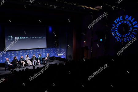 """Editorial image of PaleyLive NY Presents - """"THE MARVELOUS MRS. MAISEL"""", New York, USA - 02 Jun 2018"""