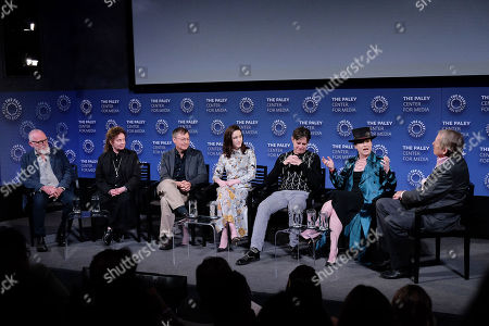 """Editorial photo of PaleyLive NY Presents - """"THE MARVELOUS MRS. MAISEL"""", New York, USA - 02 Jun 2018"""