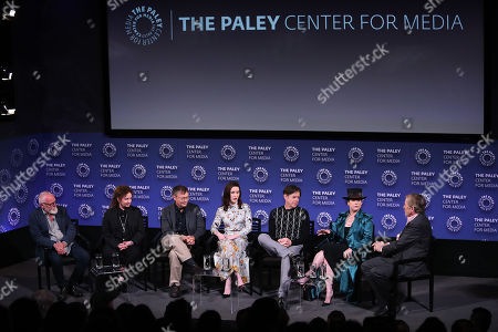"""Editorial picture of PaleyLive NY Presents - """"THE MARVELOUS MRS. MAISEL"""", New York, USA - 02 Jun 2018"""