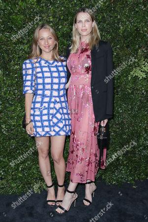 Jennifer Meyer and Sara Foster