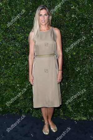 Gabrielle Reece attends Chanel and NRDC Host Dinner to Celebrate Our Majestic Oceans, in Malibu, Calif