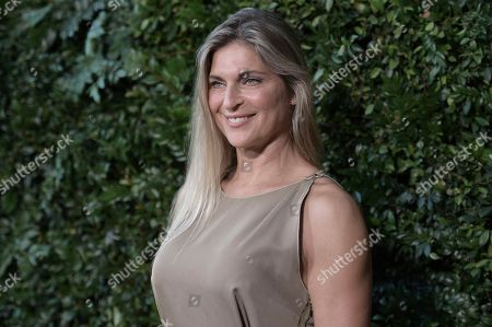 Stock Image of Gabrielle Reece attends Chanel and NRDC Host Dinner to Celebrate Our Majestic Oceans, in Malibu, Calif