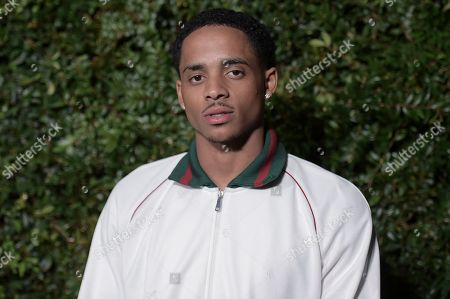 Cordell Broadus attends Chanel and NRDC Host Dinner to Celebrate Our Majestic Oceans, in Malibu, Calif