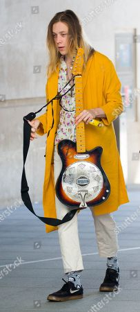 Isaac Gracie, Musician,  arrives the BBC Studios