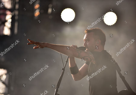 Editorial picture of Rock am Ring 2018, Nuerburg, Germany - 03 Jun 2018