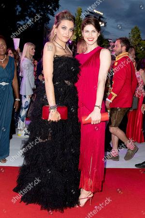 Paris-Michael Katherine Jackson + Alexandra Daddario