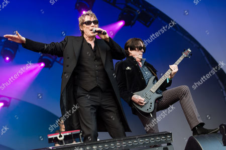 The Psychedelic Furs - Rico Love, Tim Butler