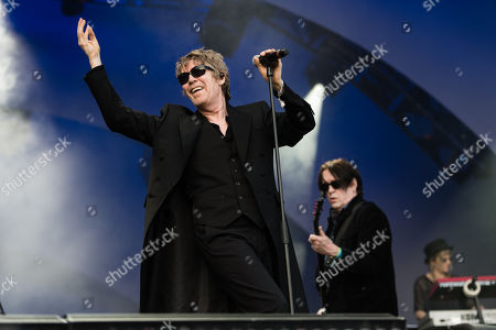 Stock Image of The Psychedelic Furs - Rico Love