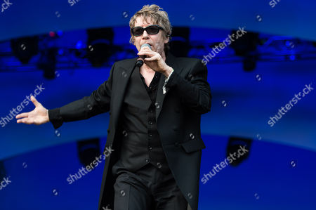 Stock Photo of The Psychedelic Furs - Rico Love