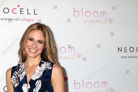 Editorial photo of Bloom Summit, Los Angeles, USA - 02 Jun 2018