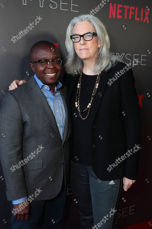 Yance Ford, Director/Producer of Strong Island, Joslyn Barnes, Producer of Strong Island,