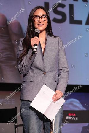 Lisa Nishimura, Vice President, Original Documentaries and Comedy, Netflix,
