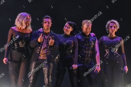 Steps - Faye Tozer, Lee Latchford-Evans, Lisa Scott-Lee, Ian H Watkins and Claire Richards