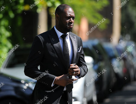 Ugo Ehiogu Funeral 10/05/17 Ledley King.