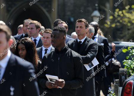Ugo Ehiogu Funeral 10/05/17 Tim Sherwood.